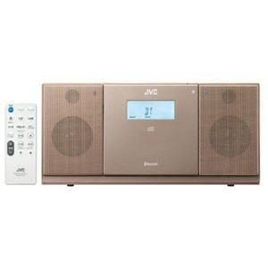 JVC NX-PB30-T Bluetooth対応 コンパクトオーディオ (ブラウン)