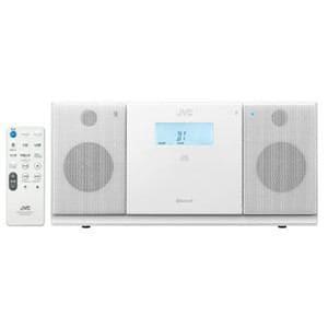 JVC NX-PB30-W Bluetooth対応コンパクトオーディオ (ホワイト)