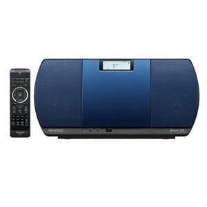 ケンウッド(KENWOOD) ミニコンポ USBパーソナルオーディオシステム(ブルー) CR-D3-L