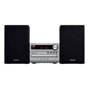 パナソニック CDステレオシステム Bluetooth対応 シルバー SC-PM250-S