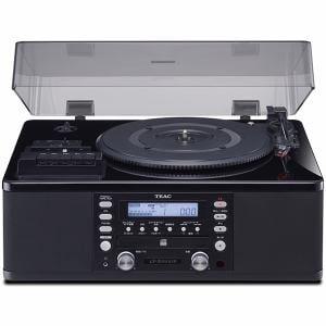 ティアック LP-R550USB-P/PB ターンテーブル/カセットプレーヤー付CDレコーダー