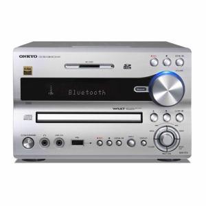 オンキヨー NFR-9TX(S) ハイレゾ対応CD/SD/USBレシーバー(シルバー)