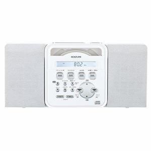 コイズミ SAD-4338W ステレオCDシステム ホワイト
