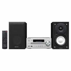 JVCケンウッド K-515-S 【ハイレゾ音源対応】 コンパクトHi-Fiシステム シルバー