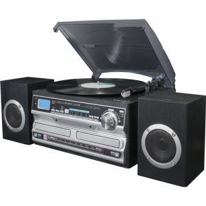 フィフティ MT-39 マルチミュージックコンポ   ブラック