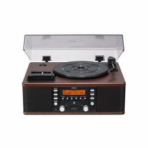 TEAC LP-R520 ターンテーブル/カセットプレーヤー付CDレコーダー