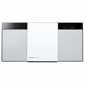 パナソニック SC-HC300-W Bluetooth対応 コンパクトステレオシステム ホワイト