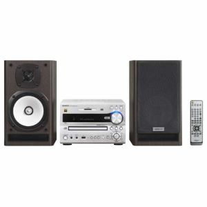 オンキヨー X-NFR7FX(D) 【ハイレゾ音源対応】 CD/SD/USBレシーバーシステム