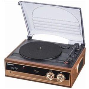 オーム電機 RDP-B200N レコードプレーヤーシステム