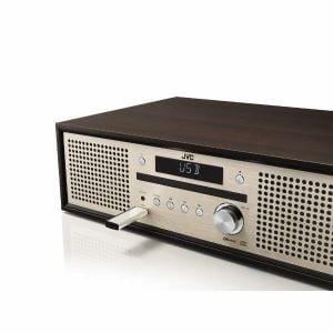 JVC NX-W30 コンパクトコンポーネントシステム CDコンポ