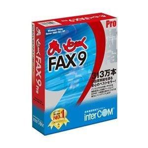 インターコム まいとーく FAX 9 Pro 10ユーザーパック