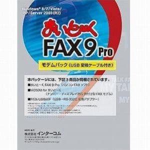 インターコム まいとーく FAX 9 Pro モデムパック(シリアル接続)