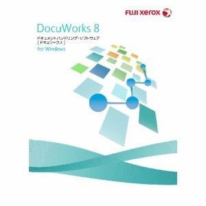 ゼロックス DocuWorks8日本語版/20ライセンス SDWL087A