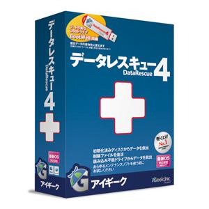 アイギーク DATARESCUE4-M Data Rescue 4
