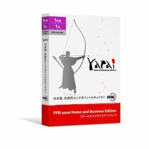 FFRI FFRI yarai Home and Business Edition Windows対応 (1年/1台版)PKG YAHBOYJPLY