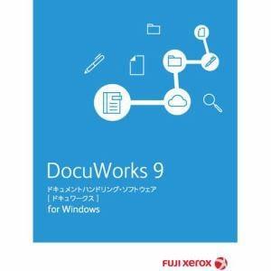 富士ゼロックス DocuWorks9ライセンス認証版/10ライセンス SDWL281A