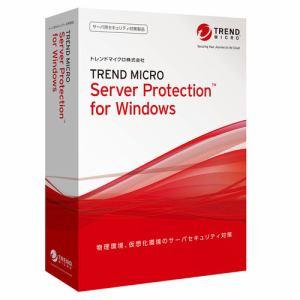 トレンドマイクロ Server Protection for Windows 新規1年 OTOEWWJAXSBEPN370CZ