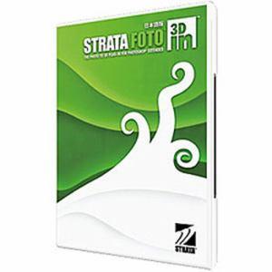 STRATA STRATA FOTO 3D[in] J for Windows ストラタ フォト スリーディ イン