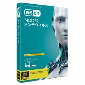 キヤノンITソリューションズ ESET NOD32アンチウイルス 5年1ライセンス CMJ-ND12-041