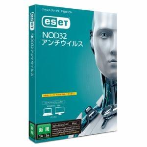キヤノンITソリューションズ ESET NOD32アンチウイルス CMJ-ND12-001