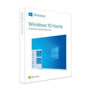 マイクロソフト Windows 10 Home 英語版(新パッケージ) HAJ-00055