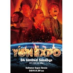 【発売日翌日以降お届け】【BLU-R】04 Limited Sazabys / YON EXPO