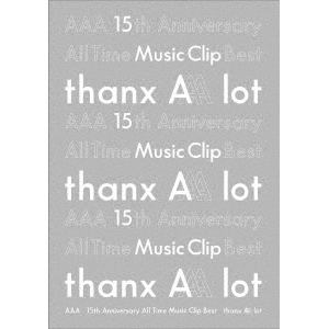 【DVD】AAA 15th Anniversary All Time Music Clip Best -thanx AAA lot-