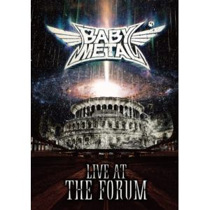 【DVD】BABYMETAL / LIVE AT THE FORUM