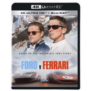 【4K ULTRA HD】フォードvsフェラーリ 4K UHD(4K ULTRA HD+ブルーレイ)