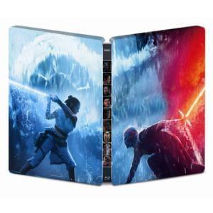【4K ULTRA HD】スター・ウォーズ/スカイウォーカーの夜明け 4K UHD MovieNEX スチールブック(数量限定)(4K ULTRA HD+3Dブルーレイ+ブルーレイ)