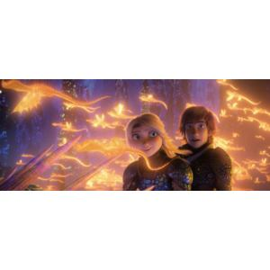 【4K ULTRA HD】ヒックとドラゴン 聖地への冒険(4K ULTRA HD+ブルーレイ)