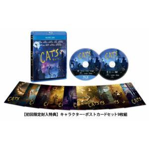 【BLU-R】キャッツ ブルーレイ+DVD