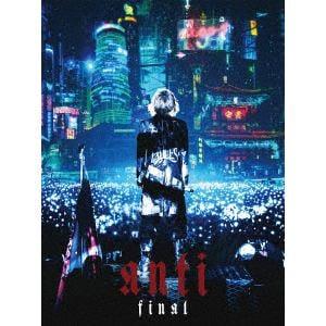 【BLU-R】HYDE LIVE 2019 ANTI FINAL(初回限定盤)