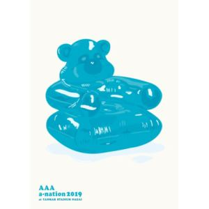 【DVD】AAA a-nation2019