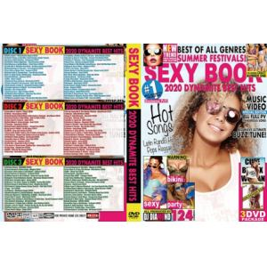 【DVD】SEXY BOOK 2020 DYNAMITE BEST HITS