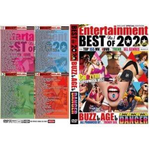 【DVD】BEST OF 2020 1ST HALF BUZZ AGE DANGER