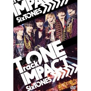【DVD】SixTONES / TrackONE -IMPACT-(通常版)