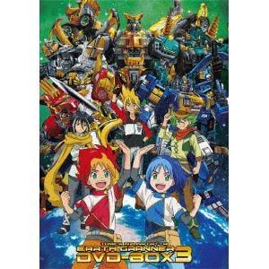 【DVD】トミカ絆合体 アースグランナー DVD-BOX3