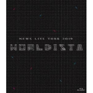 【BLU-R】NEWS LIVE TOUR 2019 WORLDISTA(通常盤)
