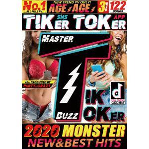 【DVD】TIKER TOKER 2020 MONSTER NEW&BEST HITS