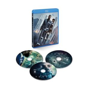 【BLU-R】TENET テネット ブルーレイ&DVDセット