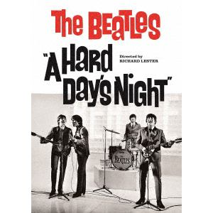 【4K ULTRA HD】ビートルズ / A HARD DAY'S NIGHT(4K Ultra HD Blu-ray(本編)+Blu-ray(本編)+Blu-ray(特典))