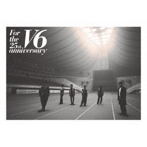【DVD】V6 / LIVE For the 25th aniiversay(通常盤)