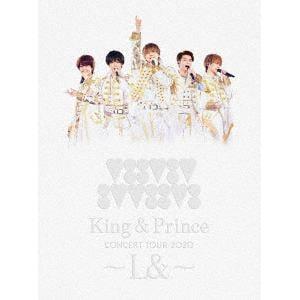 【BLU-R】King & Prince CONCERT TOUR 2020 ~L&~(初回限定盤)