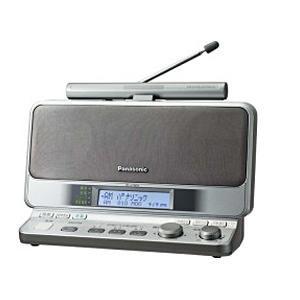Panasonic ラジオ RF-U700A-S