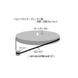ナガオカ B-32 交換用ベルト 640mm