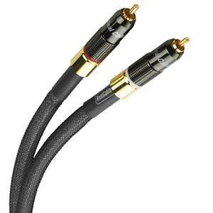 REAL CABLE(リアルケーブル) CA1801/0.75 RCAケーブル ペア 0.75m