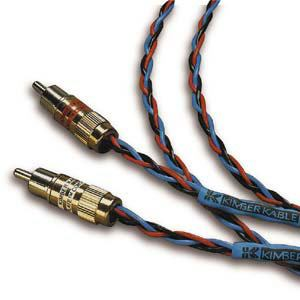 キンバーケーブル RCAラインケーブル1.5m PBJ-ULTR-1.5