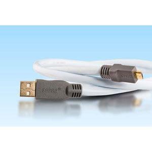 サエク SUPER USB 2.0 Micro Bケーブル(1.0m) USB2.0MICROB-1.0