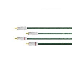 オヤイデ ラインケーブル 2本1組 (RCA-RCA) 1.0m QAC-222-RCA-1.0